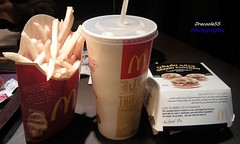 My Favorite Mcdonalds Meal (Yaman Y) Tags: chips mcdonalds hamburger meal pepsi
