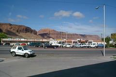 Moab, Utah, 2002 (hansziel99) Tags: 2002 usa utah moab usasouthwest