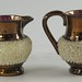 344. Diminutive Lusterware Pitchers
