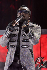 Black Eyed Peas - United Center - Chicago, IL - March 13th 2010