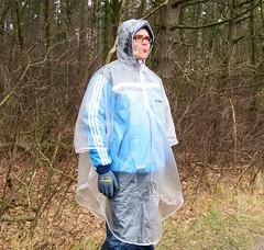 Regencape (Nordsee2011) Tags: rainwear raincape regenponcho rainclothes regencape rainponcho regenumhang regenkleidung regenbekleidung