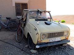 This used to be a car :) (Linda DV) Tags: africa travel canon geotagged transport morocco transportation maroc atlas ouarzazate 2011 almarib  lindadevolder powershotsx30