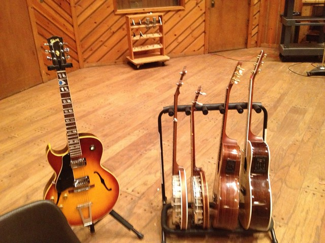"""MOONRISE KINGDOM"" session instruments"