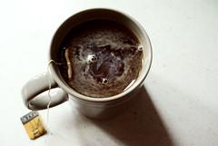 January Second (tracy marie klag) Tags: milk tea mug chai tazo