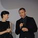 Rooney Mara et Daniel Graig