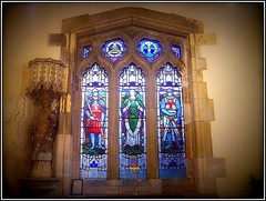 """ Stainded Glass Window "" (* Janets Photos*Site to slow to Comment) Tags: uk windows glass yorkshire churches holy chapels hull fe admirable blancalindacomepan hambrerisa conversinsueocopetonpaloma"
