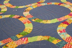 A love-hate relationship/ Una relacin amor-odio (threekitchenfairies) Tags: handquilting dsquilts singlegirlquilt