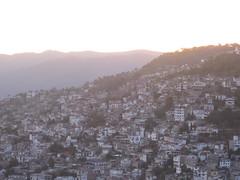 Taxco (carlylutzmann) Tags: panorama white landscape mexico view taxco guerrero