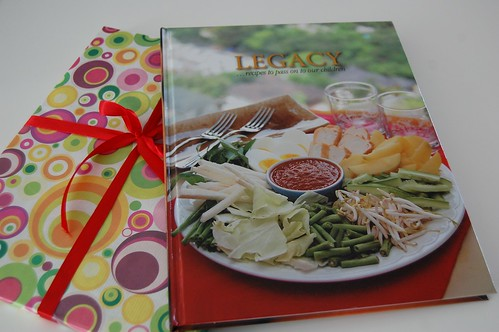 A Our Legacy Recipe Book