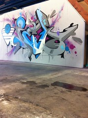 vieto autoservice zuidwolde (wans pw) Tags: graffiti drenthe wans pw zuidwolde