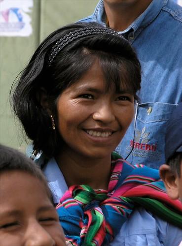 Beautiful Girl Bolivia