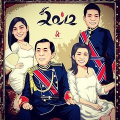 ภาพการ์ตูนให้ครอบครัว แบบนี้มีชิ้นเดียวในโลก #sodaprinting
