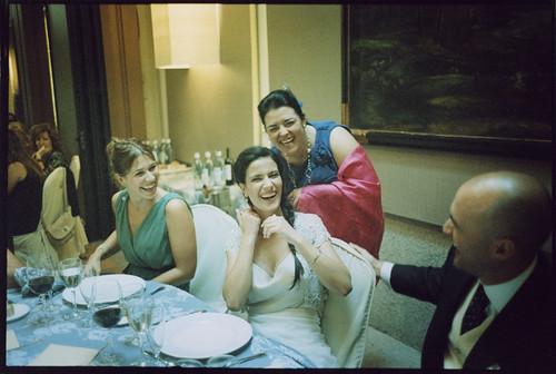 Los novios 1 - fot�grafo para boda Madrid - Edward Olive