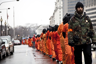 Witness Against Torture: Taking the Streets