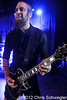 In Flames @ Royal Oak Music Theatre, Royal Oak, MI - 01-13-12