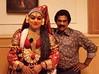 With Panchali(Mr. Kalamandalam Vijayakumar) (mopasang valath) Tags: india dance kerala kathakali panchali kalamandalam mopasang mopasangvalath kalamandalamvijayakumar chamkkaravijayan