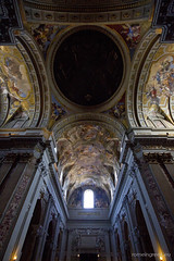 """Sant'Ignazio di Loyola • <a style=""""font-size:0.8em;"""" href=""""http://www.flickr.com/photos/89679026@N00/6700217681/"""" target=""""_blank"""">View on Flickr</a>"""