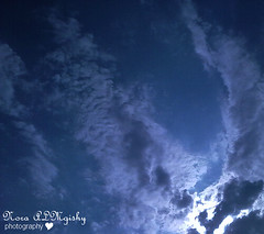 ~~ (Nourah Almajaishy) Tags: sky clouds god     nourah    almgishy