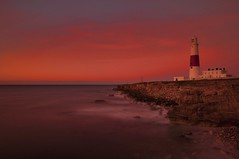Lit Up... (Maverick) Tags: uk portland portlandbill jurassiccoast