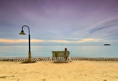 You're not alone... (Dyahniar Labenski) Tags: travel nikon malaysia portdickson 1024mm d7000 dyahniar