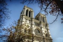 Notre Dame (Christopher Mark Perez) Tags: paris france notredame reims lavillette buttechaumont hotelsens