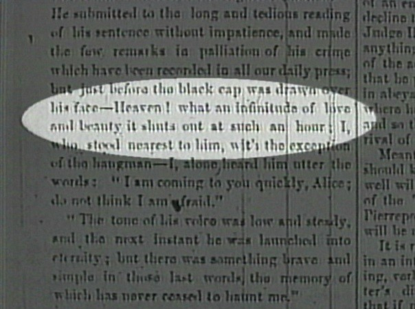 The New York World, Feb., 1865