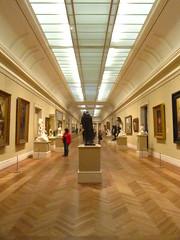 Gallery (historygradguy (jobhunting)) Tags: nyc newyorkcity ny newyork art hall vanishingpoint gallery manhattan hallway met metropolitanmuseumofart
