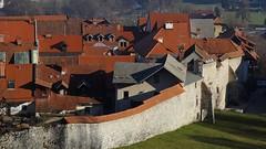 kofja Loka (peter++) Tags: old slovenia slovenija loka skofja kofja obzidje