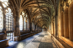 The Sun-Filled Corridor (TheFella) Tags: uk longexposure greatbritain windows light england sunlight slr london church westminster abbey westminsterabbey architecture digital photoshop canon eos photo high europe dynamic unitedkingdom interior capital gothic perspective corridor ceiling unescoworldheritagesite unesco explore photograph monks processing slowshutter gb 5d cloister dslr benedictine range frontpage hdr highdynamicrange garth chapterhouse markii postprocessing cityofwestminster photomatix explored thefella 5dmarkii thecollegiatechurchofstpeteratwestminster royalpeculiar conormacneill thefellaphotography