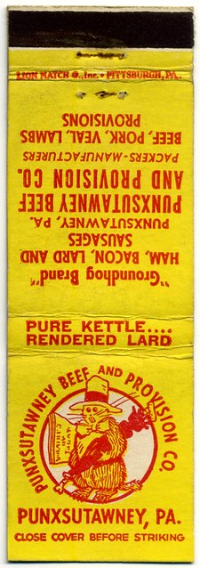 Groundhog Brand Pure Kettle-Rendered Lard
