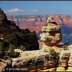 Rock Formation, Grand Canyon (Kboothphotobug) Tags: arizona mountains nature canon square photography landscapes photo rocks scenic canyon normal rockformation scoreme landscapelovers