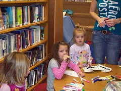 Early Literacy coloring (Iamcute2) Tags: public day library snapshot az fredonia azsnapshotday