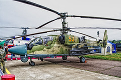 Kamov Ka-52 Alligator