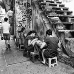Saigon. Eating out (again)