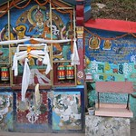 "Sidewalk Shrine <a style=""margin-left:10px; font-size:0.8em;"" href=""http://www.flickr.com/photos/14315427@N00/6829339443/"" target=""_blank"">@flickr</a>"