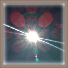 Sun Flare Surprise (squiggy68) Tags: sunshine specialeffects sunflare