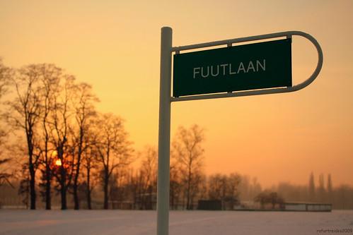 Fuutlaan