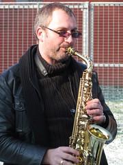 Brigade Des Tubes / Roubaix 2012 (Projet Brigade) Tags: street music tubes band des lille brass musique fanfare roubaix cuivres prigade