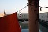 Jump - Dwarka, India (Maciej Dakowicz) Tags: sea people india water person jump asia moment gujarat phototrip dwarka