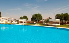 Piscina Hotel TRH Alcora (TRH Hoteles) Tags: hotel sevilla piscina hamacas camasbalinesas
