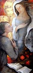 Lucia Merli - Montfort (Lucia Merli arte) Tags: maria devozione trattato luigimariagrigniondimontfort monfortani