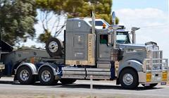 Marchant Bros (quarterdeck888) Tags: transport highways trucks oversize kenworth wideload haulage newellhighway semitrailers marchant t909 t908 jerilderietrucks quarterdecknikon marchantbros