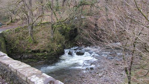 Pont Melin-Fach, Brecon Beacons