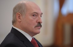 President Alexander Lukashenko of Belarus. He has said that Crimea has the right to join Russia. (Pan-African News Wire File Photos) Tags: alexander lukashenko