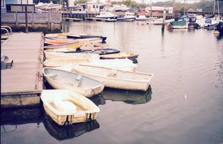 Fishing Boats, Lymington