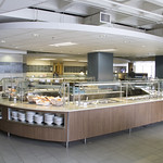 "<b>Dining Services Rennovation.</b><br/> Photos depicting the newly rennovated dining options. <a href=""//farm8.static.flickr.com/7162/13872377364_c054eeb07a_o.jpg"" title=""High res"">∝</a>"