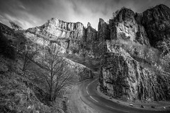 The Pinnacles of Cheddar Gorge... (Rabc3) Tags: cheddargorge leend canon1022mmf3545 leefilters leendgrad canon600d