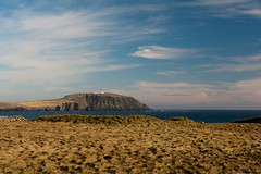 Sumburgh Head from Scat Ness (Ross Mackenzie) Tags: shetland 2014 d700 shetlandmarch2014