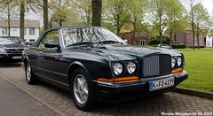 Bentley Azure (XBXG) Tags: auto uk england holland classic netherlands car automobile nederland azure convertible voiture british cabrio paysbas bentley engeland limburg ancienne cabriolet anglaise bentleyazure stevensweert kfd4179