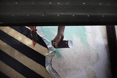 CVT Street Fest (.UNO) Tags: street urban streetart art painting stencil mural scaffolding contemporaryart contemporary clash urbanart uno scaffold spraypaint cb murales select civita molise idontcareaboutuno civitacampomarano cvta unostreetart cvt cvtstreetfest cvtastreetfest
